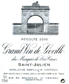 Chateau Leoville Las Cases 2000